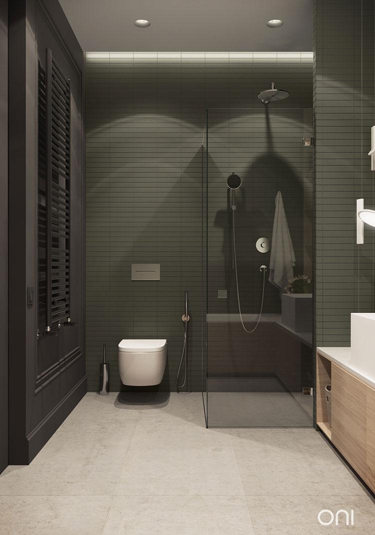 Idee per arredare un appartamento di 120 mq n.36
