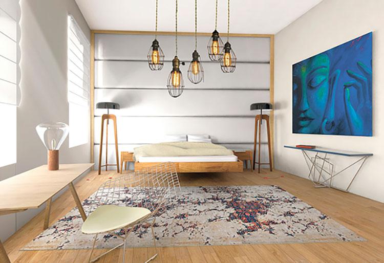 Idee per arredare un appartamento di 120 mq n.45
