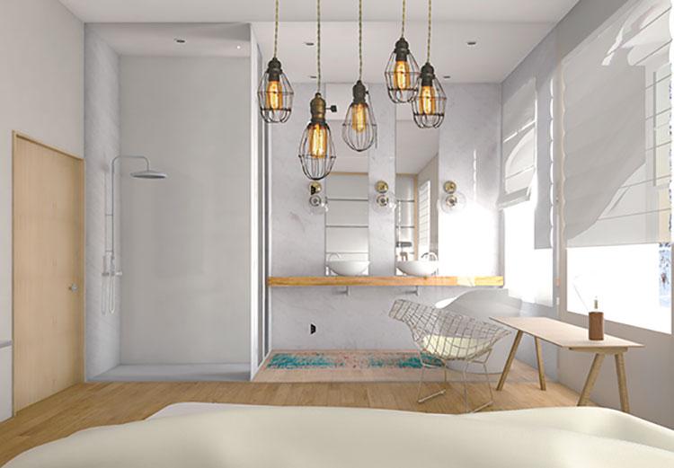 Idee per arredare un appartamento di 120 mq n.46