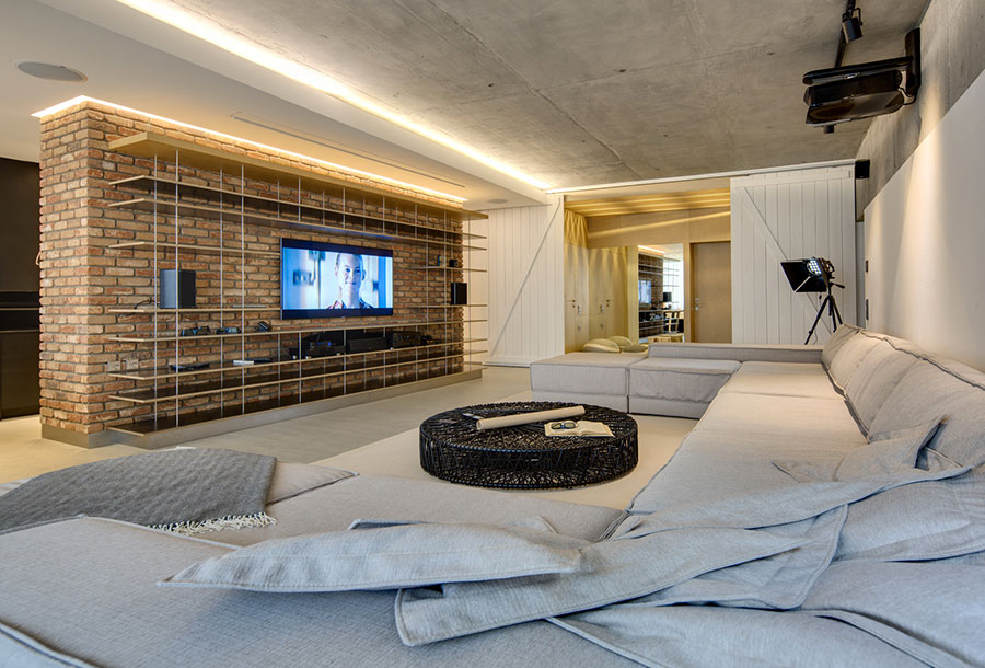 Idee per arredare un appartamento di 120 mq n.49