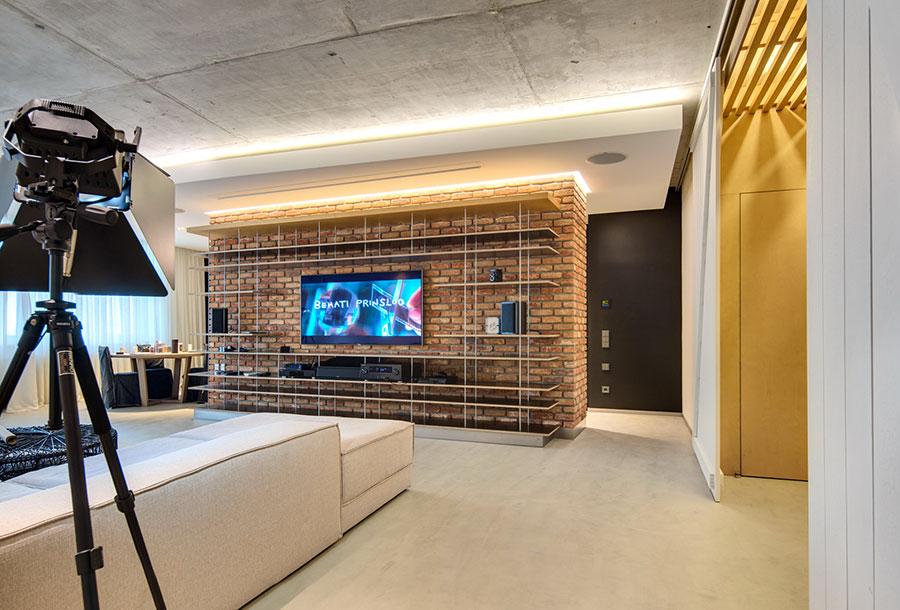 Idee per arredare un appartamento di 120 mq n.50