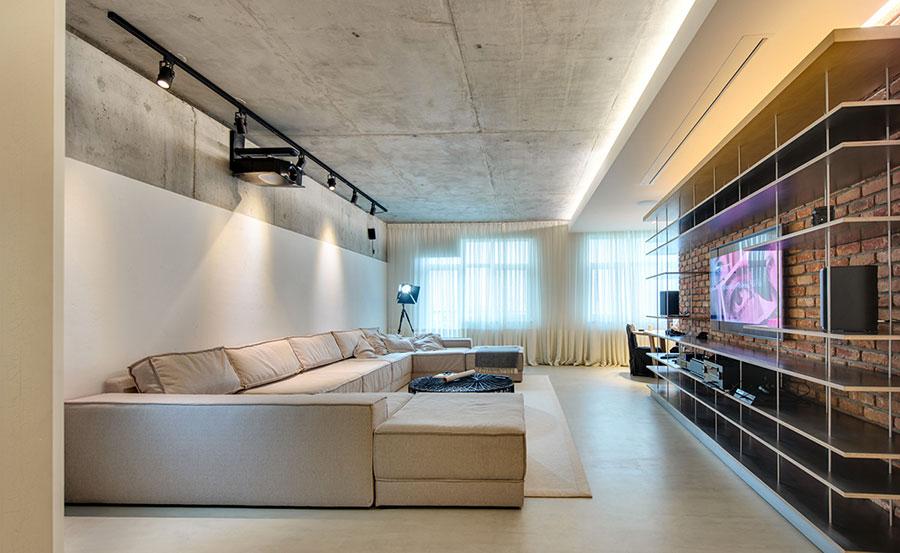 Idee per arredare un appartamento di 120 mq n.51