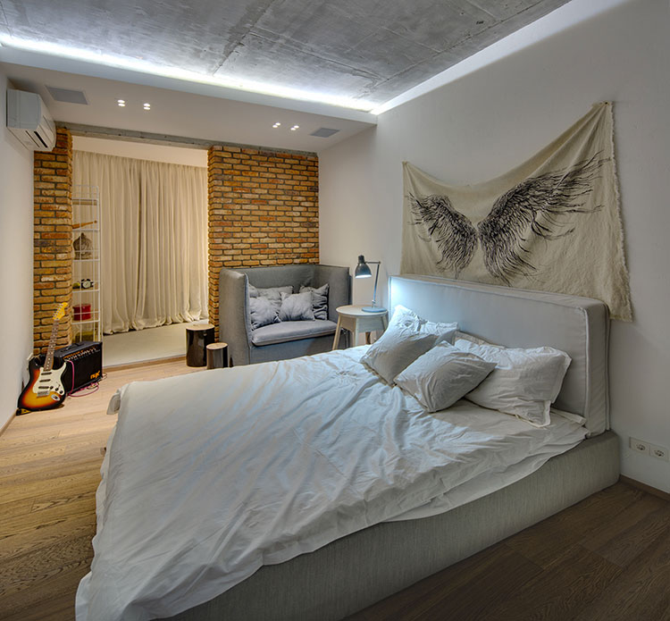 Idee per arredare un appartamento di 120 mq n.56