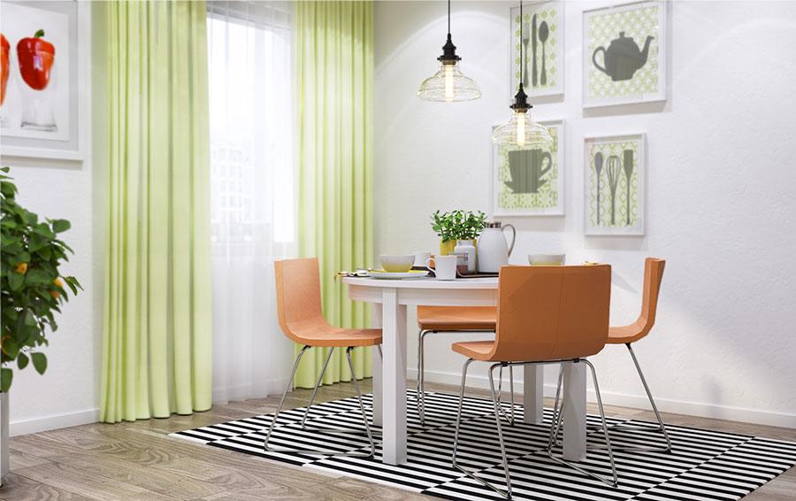 Idee per arredare una casa piccola con Ikea n.04