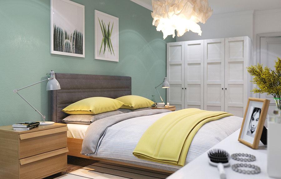 Arredare una casa piccola ikea tante idee e progetti - Arredare una camera piccolissima ...