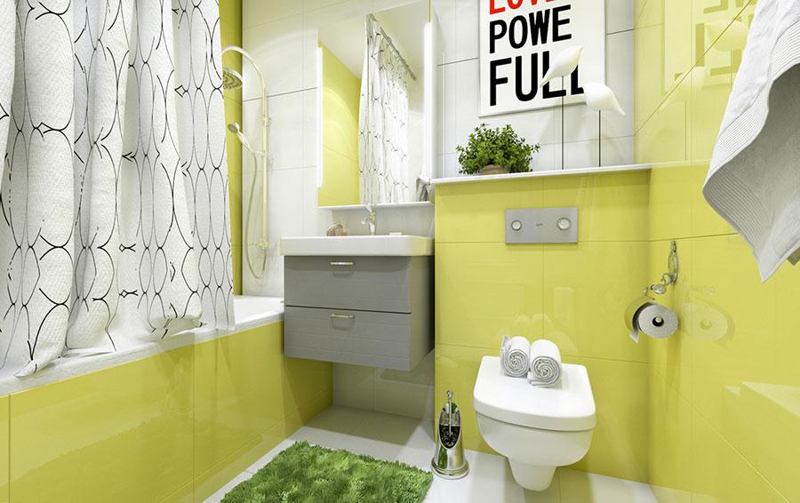Idee per arredare una casa piccola con Ikea n.08