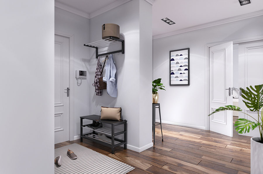 Idee per arredare una casa piccola con Ikea n.12