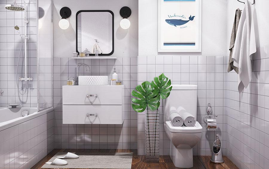 Idee per arredare una casa piccola con Ikea n.13