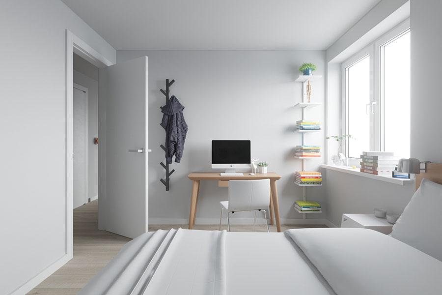 Idee per arredare una casa piccola con Ikea n.19