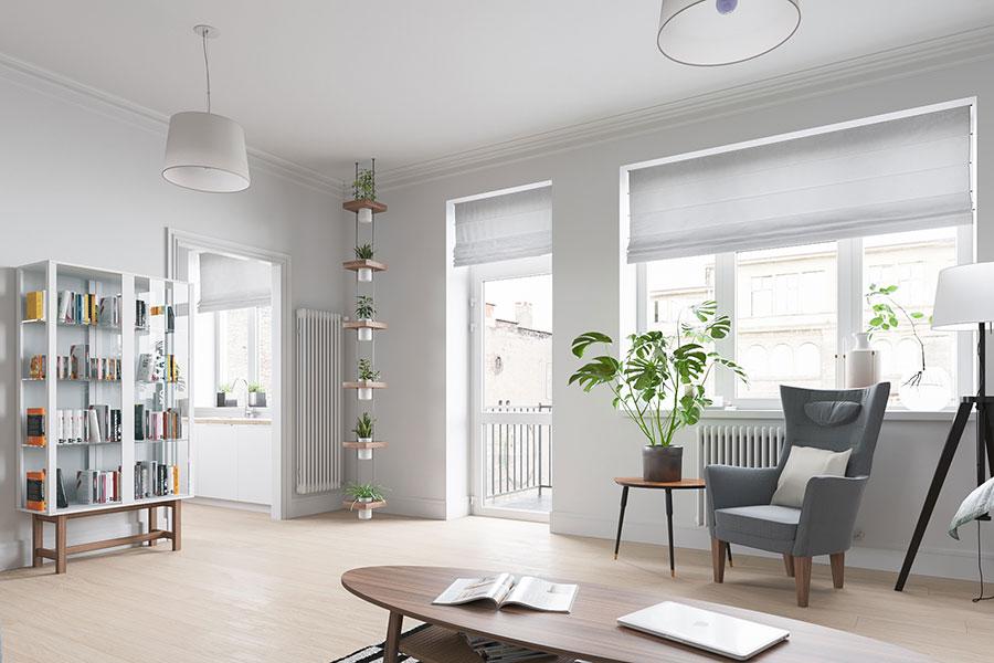Idee per arredare una casa piccola con Ikea n.21