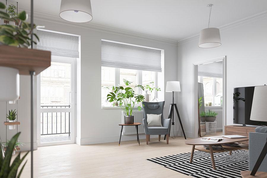 Idee per arredare una casa piccola con Ikea n.22