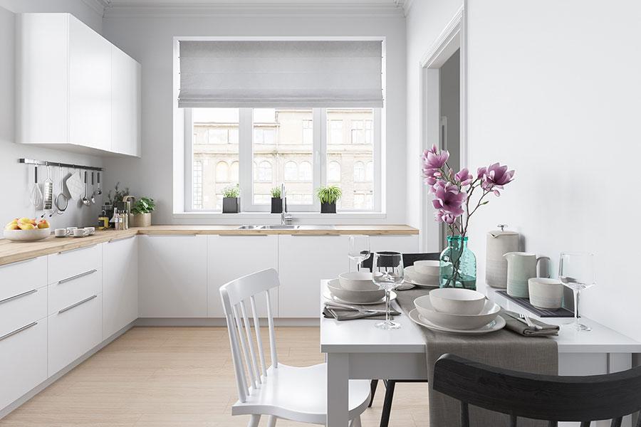 Idee per arredare una casa piccola con Ikea n.24