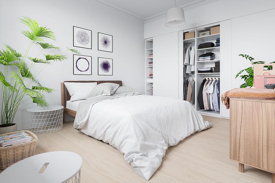 Idee per arredare una casa piccola con Ikea n.25
