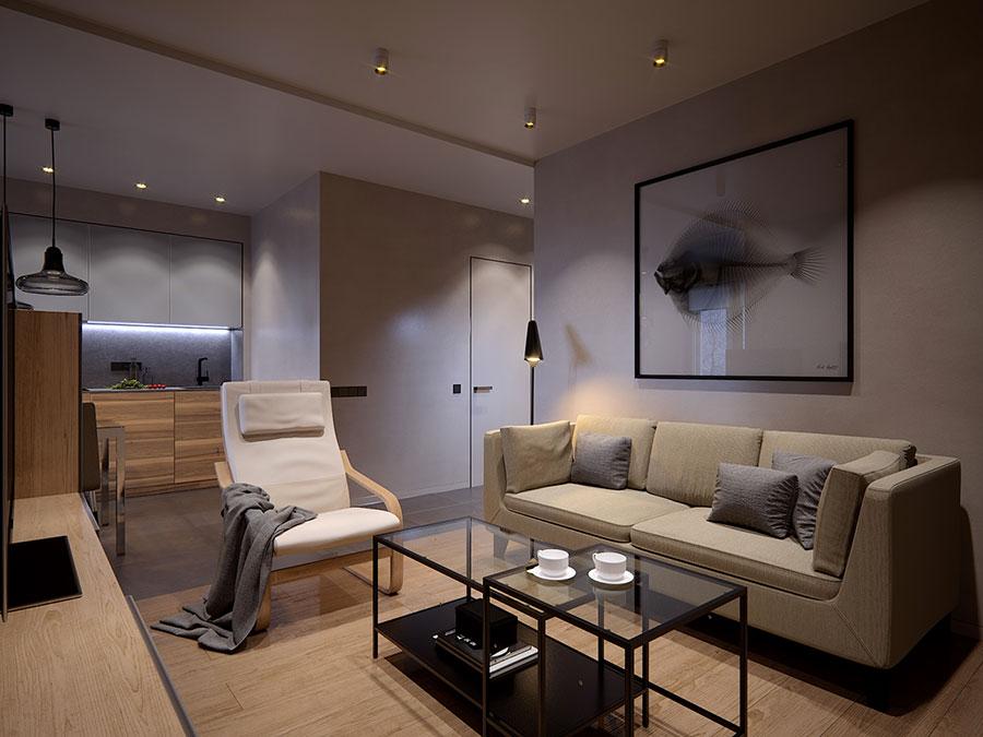 Arredare una casa piccola ikea tante idee e progetti for Ikea progetto camera