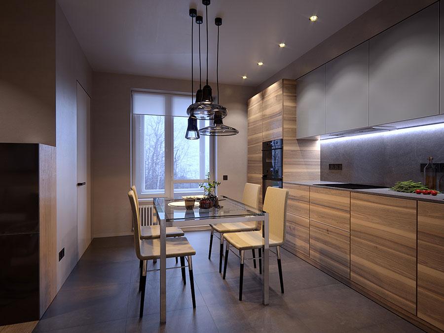 Idee per arredare una casa piccola con Ikea n.29