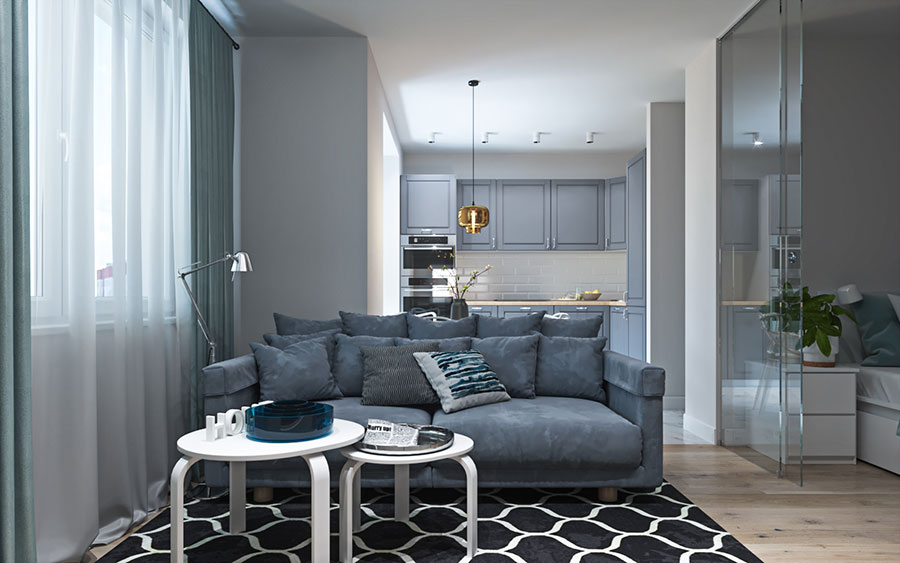 Arredare una casa piccola ikea tante idee e progetti originali - Arredare casa risparmiando ...