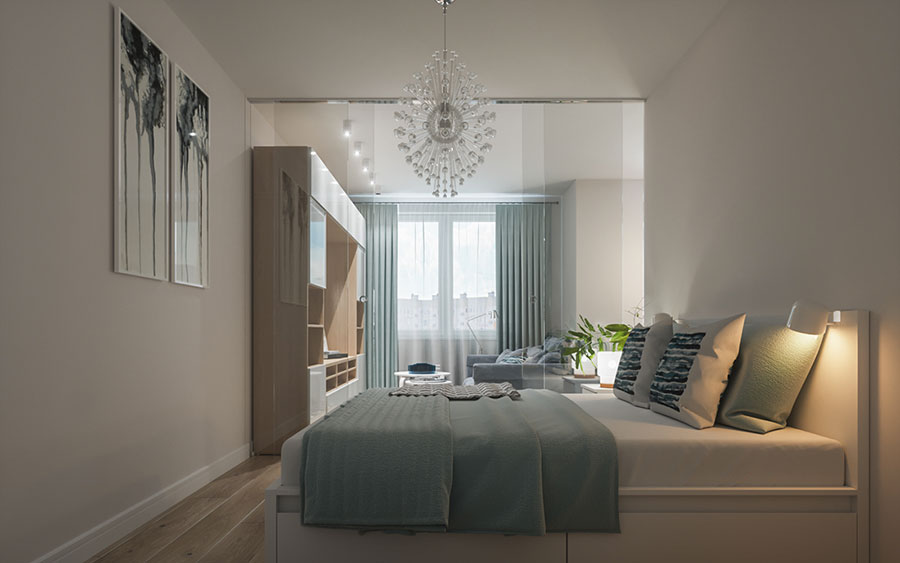 Idee per arredare una casa piccola con Ikea n.37