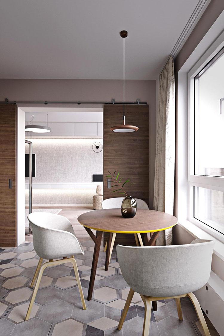 Tante idee per arredare una casa piccola in stile for Consigli per arredare casa piccola