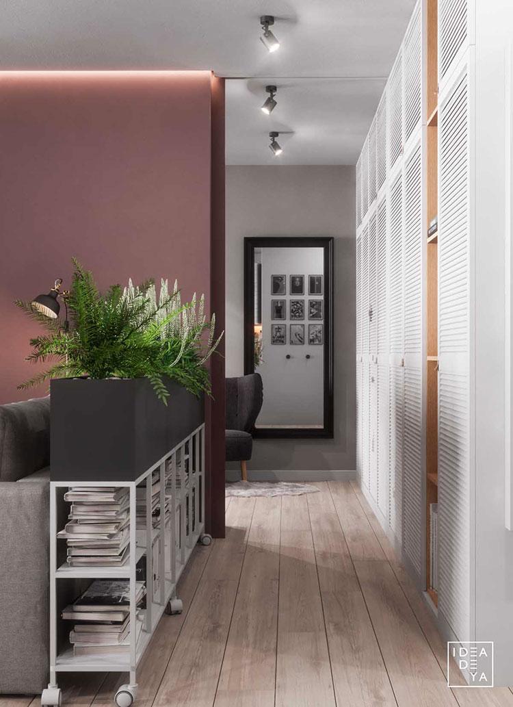 Idee per arredare una casa piccola in stile scandinavo n.31