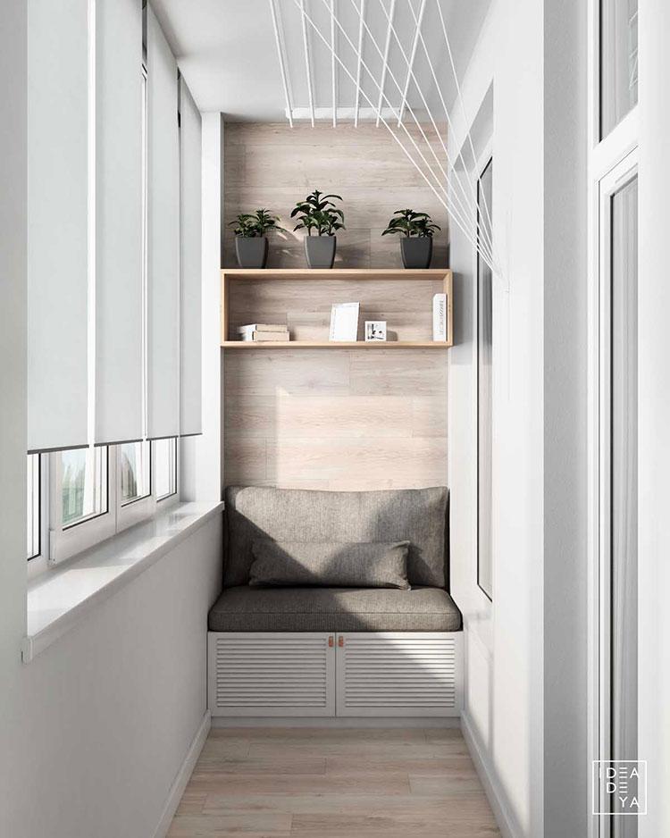 Idee per arredare una casa piccola in stile scandinavo n.35
