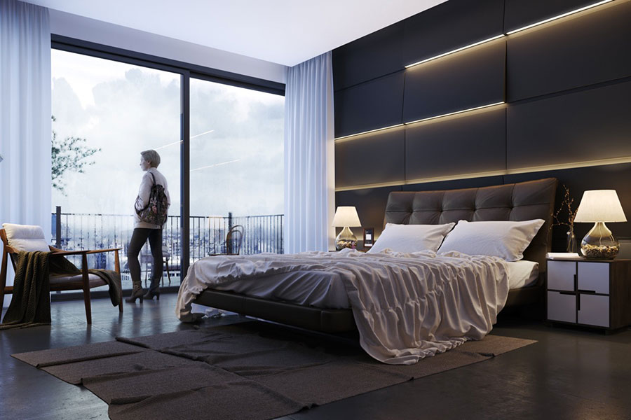 30 foto di camere da letto da sogno che vi conquisteranno - Camera da letto da sogno ...