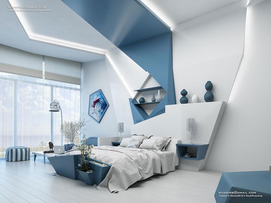 Foto di camere da letto da sogno n.07