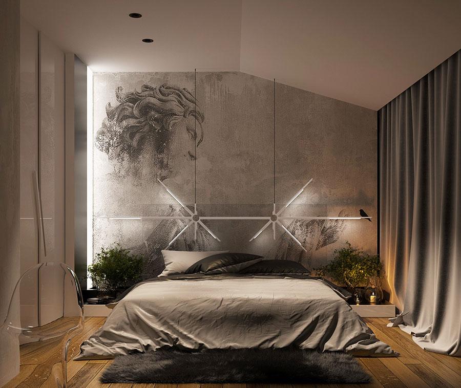 Foto di camere da letto da sogno n.09