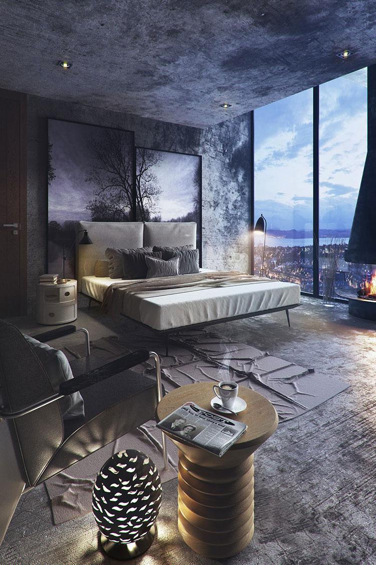 Foto di camere da letto da sogno n.15