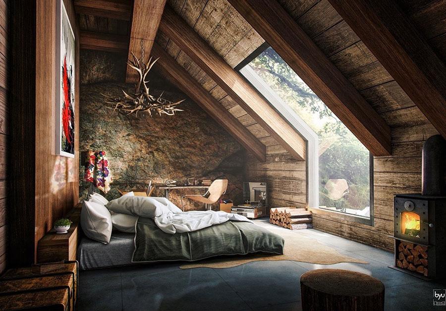 Foto di camere da letto da sogno n.16