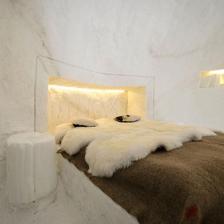Interno Chalet di neve Hotel Lac Salin Livigno