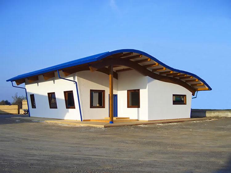 Casa prefabbricata in legno di Morra Legnami
