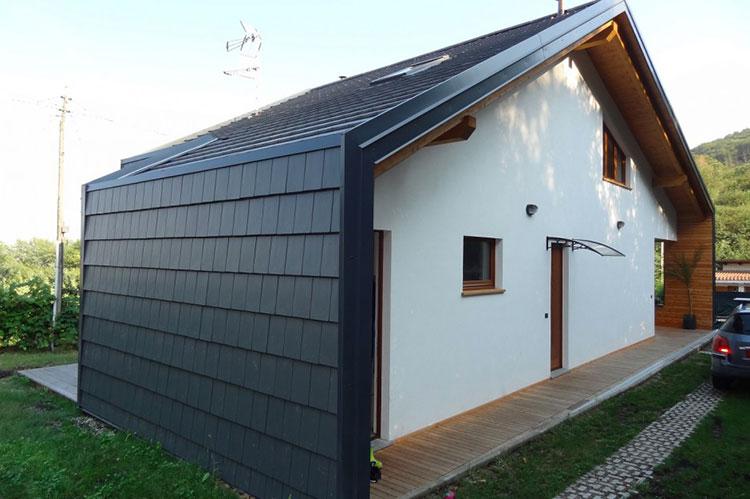 Casa prefabbricata in legno di Natural House