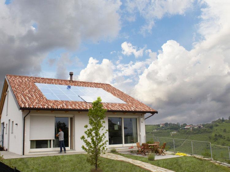 Casa prefabbricata in legno di Sarotto