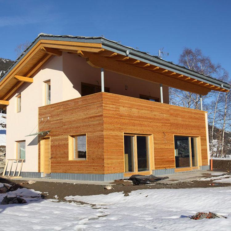 Progetto di casa in legno di Chenevier