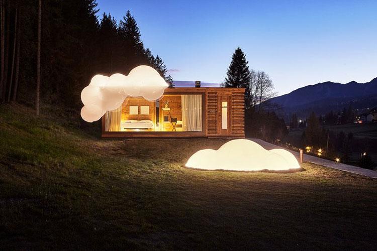 Progetto di casa in legno di Duclos