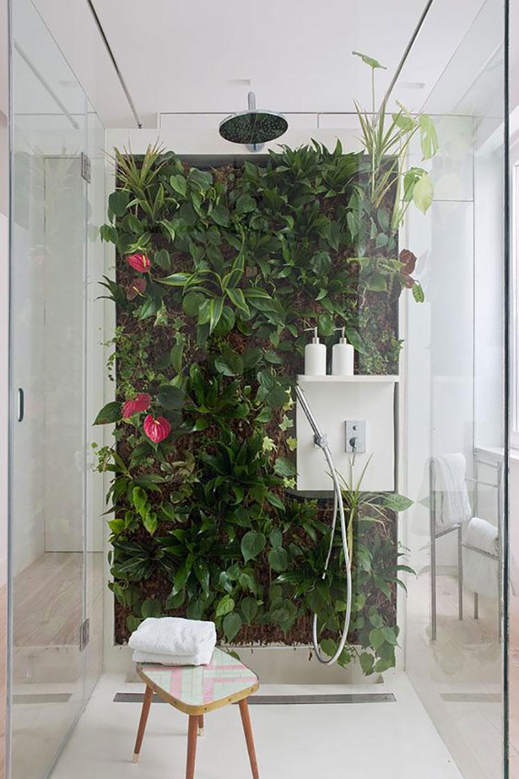 Foto di giardino verticale per interno n.17