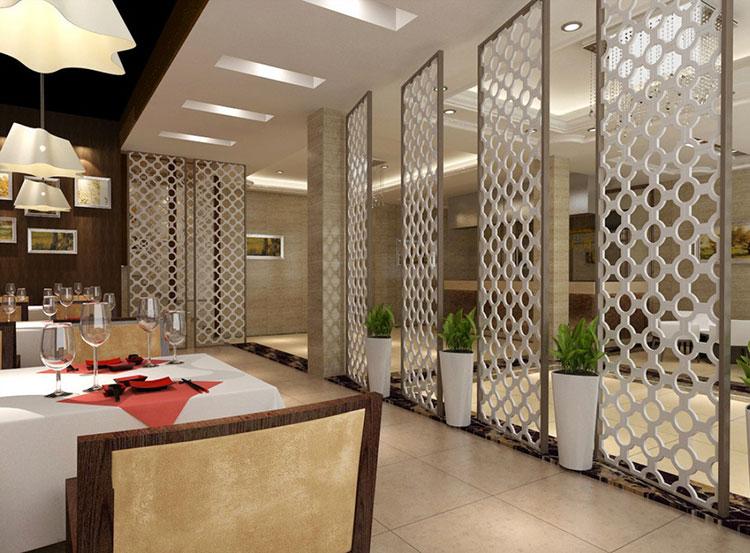 Parete Divisoria In Legno : Idee per pareti divisorie in legno dal design particolare