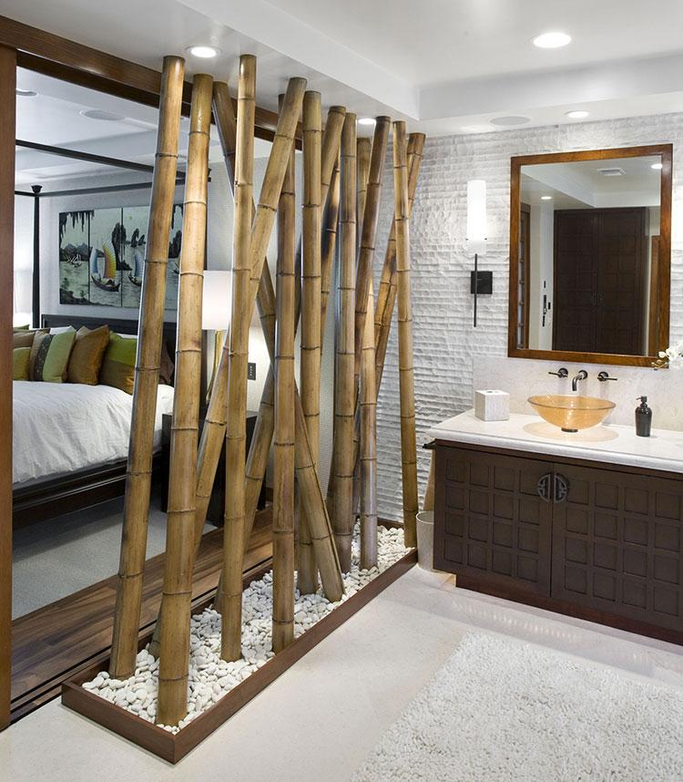 Idee per pareti divisorie in legno 2