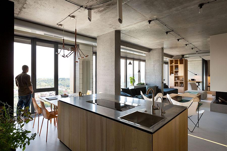 Progetto per una casa di 130 mq n.02