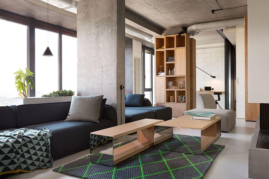 Progetto per una casa di 130 mq n.03