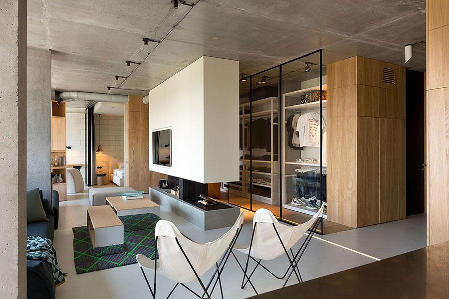 Progetto per una casa di 130 mq n.05