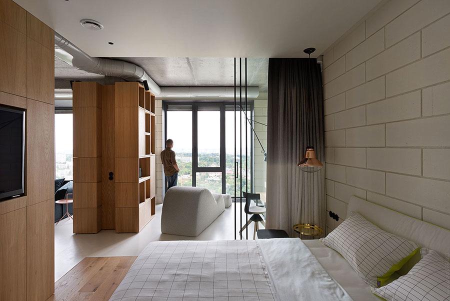 Progetto per una casa di 130 mq n.06