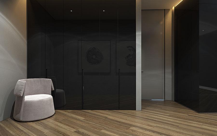 Progetto per una casa di 130 mq n.18