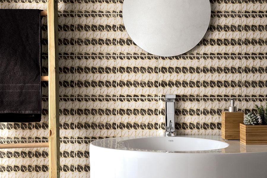 Bagno con Cementine: 30 Idee per Rivestimenti di Tendenza  MondoDesign.it