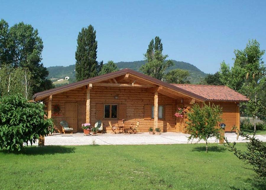 Boraschi case in legno