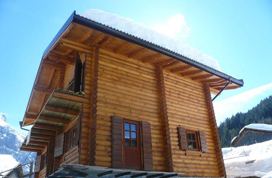 Costruttori di case in legno dell 39 emilia romagna for Costruzioni case moderne