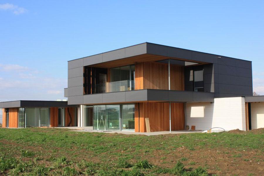 Casa in legno di Protek