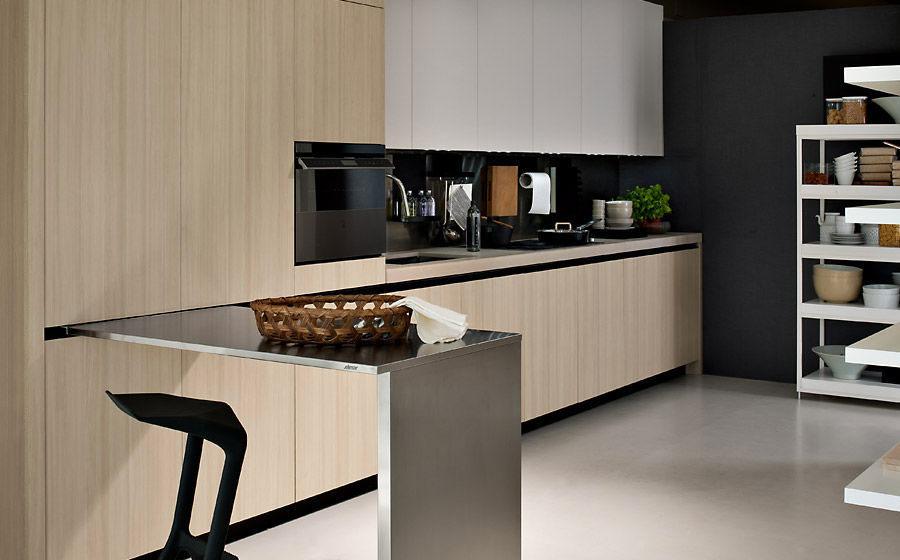 Awesome Cucina Con Tavolo Estraibile Photos - Modern Design Ideas ...