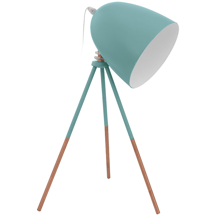 Modello di lampada da tavolo dal design particolare n.27