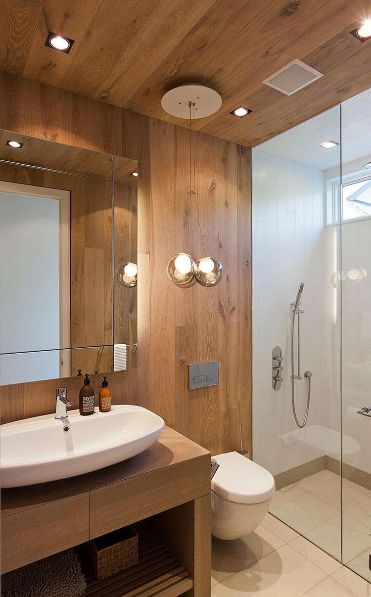 Come arredare un bagno piccolo 24 idee e soluzioni per - Small bathroom remodel ideas 2017 ...